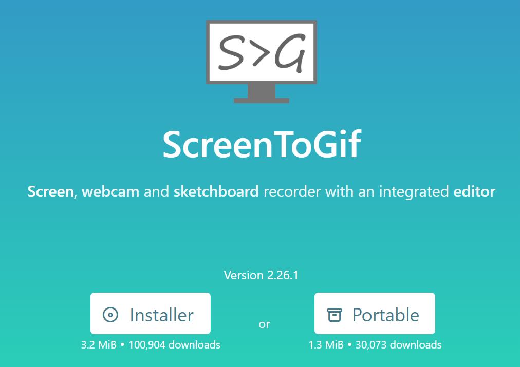 免費 Gif 螢幕截圖工具 - 免安裝
