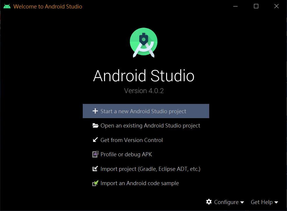 Android Studio Dark Theme - 威得數位行銷 VECTOR.Cool